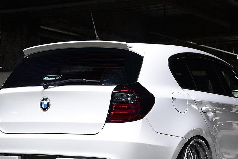 KRC BMW E87  Trunk Spoiler
