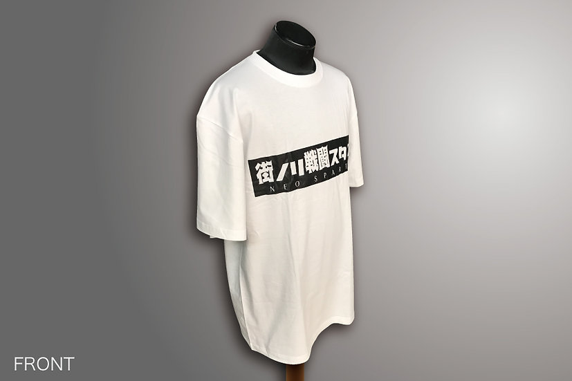 KRC Tシャツ (街ノリ戦闘スタイル)