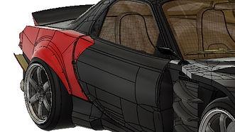 KRC 3D CADデザイン