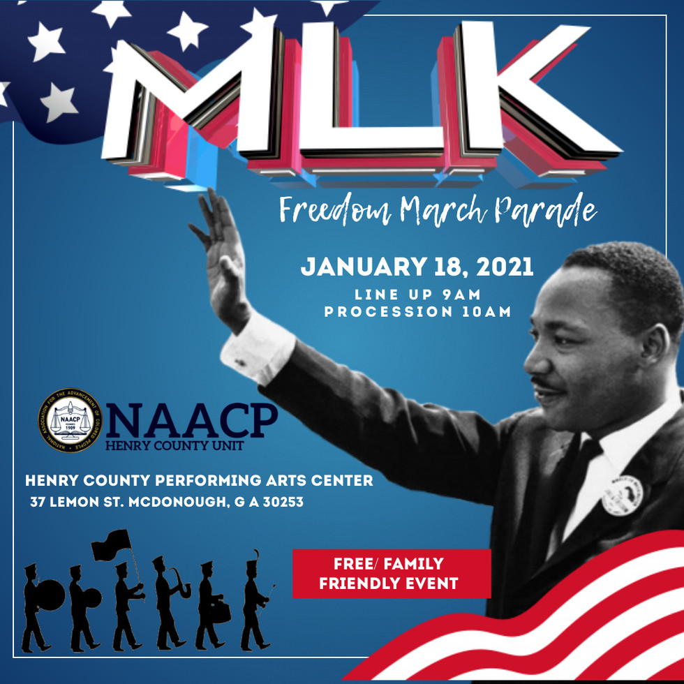 DrKing parade flyer 2021 - Made with Pos