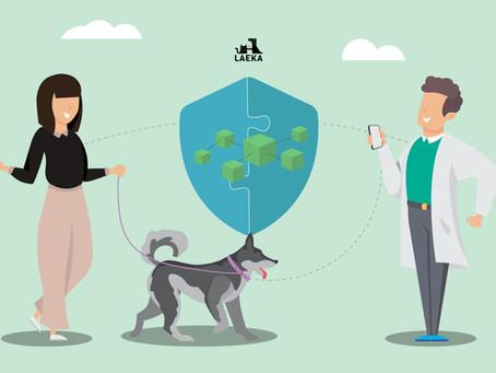 LAEKA et la technologie blockchain pour mieux protéger votre animal