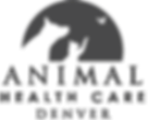 Logo Animal Health Care Denver