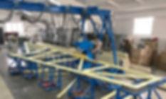 Производство деревянных ферм MiTek