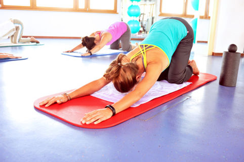 Faszientraining, Yoga, Rheinberg