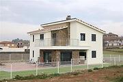 каркасный дом производство