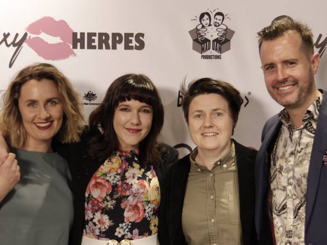 Sexy Herpes Premiere