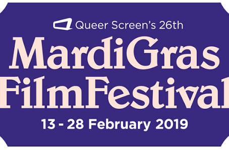 Mardigras Film Festival here we come!