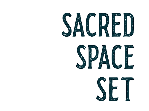 Sacred Space Set