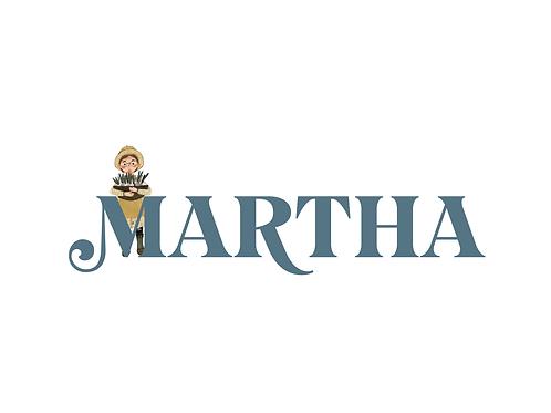 Martha Login
