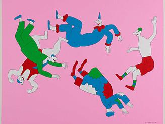Lionel Koechlin, le dessin en fanfare !
