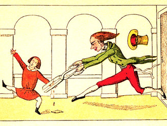 L'indestructible Struwwelpeter