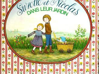 Suzette et Nicolas de Satomi Ichikawa