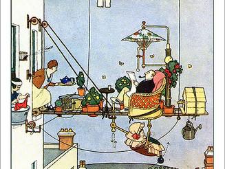 Ces merveilleux fous dessinant de drôles de machines