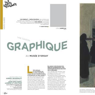 Entretien avec Leila Jarbouai, conservatrice au musée d'Orsay