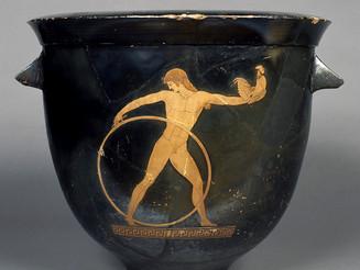 Antoine Tarantino, Dessins et sentiments dans l'art de la céramique grecque