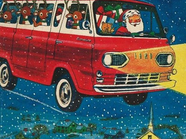 Avent n°23. Richard Scarry (1919-1994)