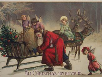 Avent n°24. Alfred Mailick. Joyeux Noël !