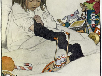 Avent n°22. Jessie Willcox Smith (1863-1935)
