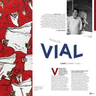 Entretien avec Nicolas Vial