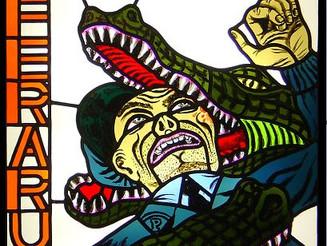 Martes Bathori, dessin yakuza