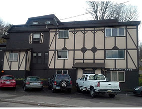 Apartments for rent across from Michigan Tech.