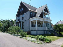 Large house for rent in Houghton, MI.