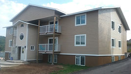 2 Bedroom apartments for rent in Houghton. Apartments close to Michigan Tech.