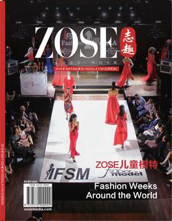 2018年 10月(Fashion WeekLA特刊)