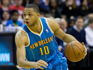 The real Eric Gordon -- Eric Gordon tells us his secrets to staying grounded