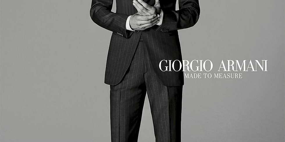Giorgio Armani Made to Measure