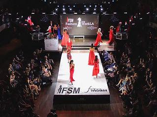 2018 IFSM Fashion WeekLA