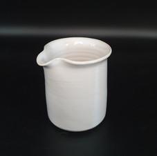 Ivory Milchkanne o. Henkel