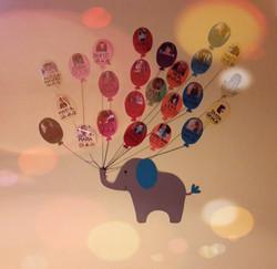 Geburtstagselefant