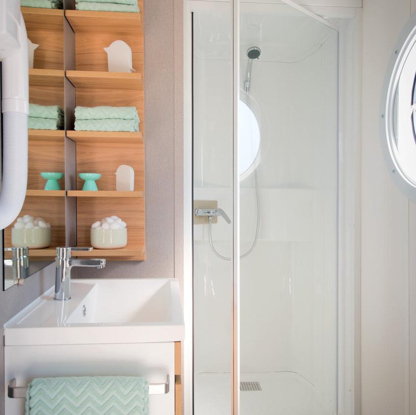 Le Clos Barrat    Mobile Home Grand comfort   (8)