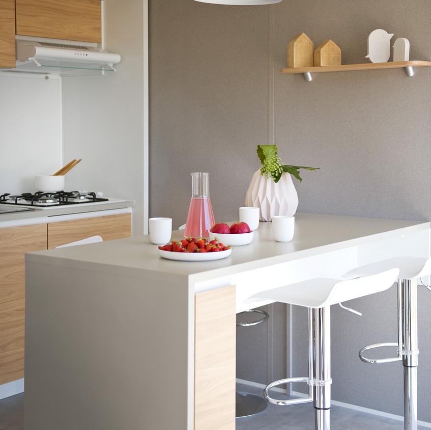 Le Clos Barrat    Mobile Home Grand comfort   (3)