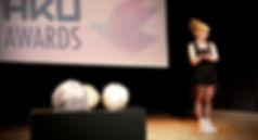 Stefanie Bonte HKU award 2017 Numinous