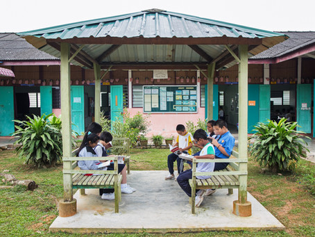 2018 Knowledge Castle: Refurbish Work @ Ladang Siliau Primary School