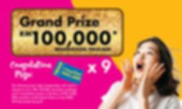 Goldnanza grand Prize