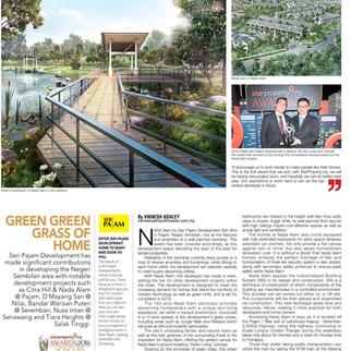 Green Green Grass of Home (Starproperty.my Awards 2016)