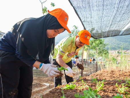 2019 Gotong Royong @ Nusa Intan