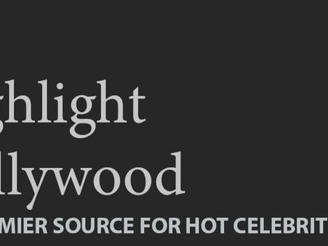 Darcy Donavan Featured in Highlight Hollywood Online