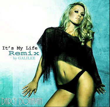It's My Life Remix CD Cover.jpg