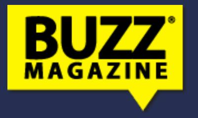 Darcy Donavan Featured in Buzz Magazine