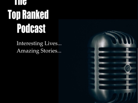 Darcy Donavan Featured on The Top Ranked Podcast!