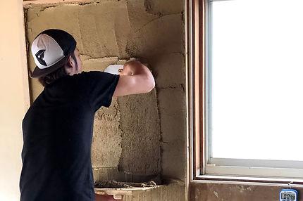 塗り壁トレーニング1