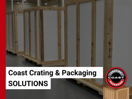 Quality & Quantity- Solution Coast Crating and Packaging