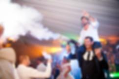 soirée de mariage paris