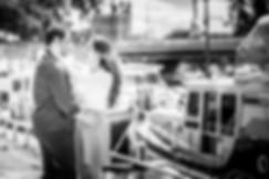 photo noir et blanc paris