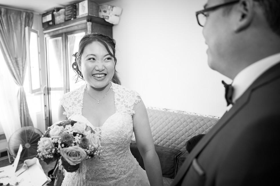 mariage asiatique paris