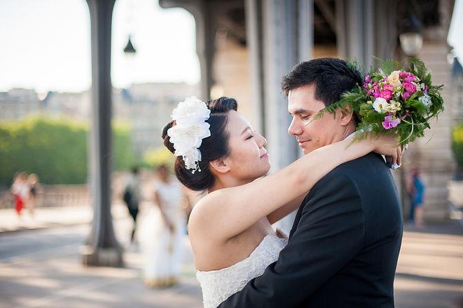 séance couple mariage paris